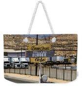 Holland Burger Weekender Tote Bag