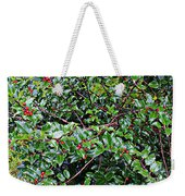 Holly Bush - Weekender Tote Bag