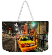 Hollywood Boulevard Weekender Tote Bag
