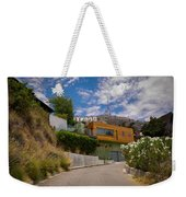 Hollywood  Weekender Tote Bag
