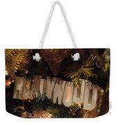 Hollywood Holidays Weekender Tote Bag