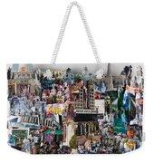 Hollywood Tourist Weekender Tote Bag