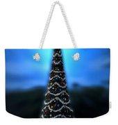Hollywood Xmas Tree Walt Disney World Weekender Tote Bag