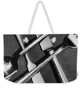 Holmes And Edwards Collection Silverware Weekender Tote Bag