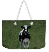 Holstein Hello Weekender Tote Bag