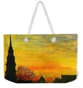 Holy City Sunset Weekender Tote Bag