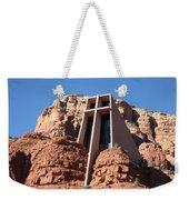 Holy Cross Church Weekender Tote Bag