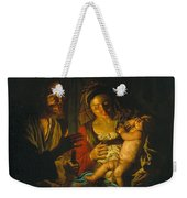 Holy Family Weekender Tote Bag