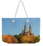 Holy Hill In Living Color Weekender Tote Bag