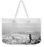 Holy Land Dead Sea, C1910 Weekender Tote Bag