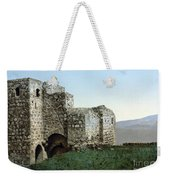 Holy Land: Ruins Weekender Tote Bag
