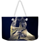 Holy Mother And Child Abstract II Weekender Tote Bag