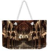 Holy Name Cathedral Weekender Tote Bag