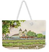 Holy Rosary Church Weekender Tote Bag