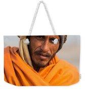 Holy Saffron Weekender Tote Bag