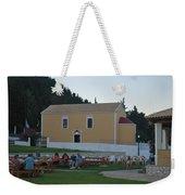Holy Trinity Feast Weekender Tote Bag