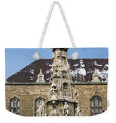 Holy Trinity Statue Budapest Weekender Tote Bag