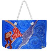Holy Woman Icon Weekender Tote Bag