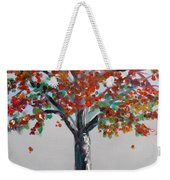 Homage To Autumn Weekender Tote Bag