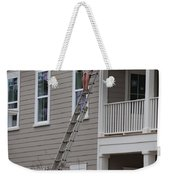Home Construction Weekender Tote Bag