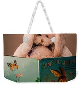 Home For A Bunny 1 Weekender Tote Bag