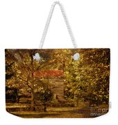 Home For Thanksgiving Weekender Tote Bag