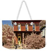 Home For The Fall  Weekender Tote Bag