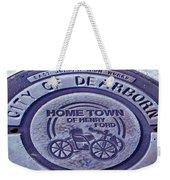 Home Of Henry Ford Weekender Tote Bag