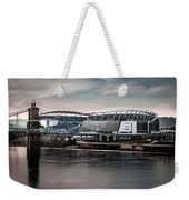 Home Of The Bengals Weekender Tote Bag