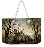 Home On A Hill Weekender Tote Bag