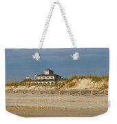 Home On The Beach Weekender Tote Bag
