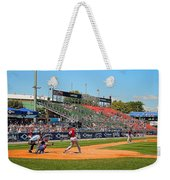 Home Run Or Struck Out Weekender Tote Bag
