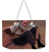 Homeless 3 - A Place To Rest Weekender Tote Bag