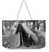 Homeless Boy, 1937 Weekender Tote Bag