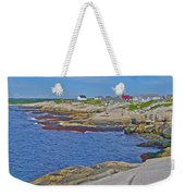 Homes Across Peggy's Cove-ns Weekender Tote Bag