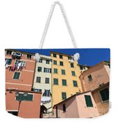 homes in Sori - Italy Weekender Tote Bag