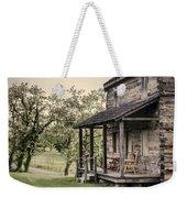Homestead At Dusk Weekender Tote Bag by Heather Applegate