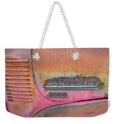 Homestead Chev Weekender Tote Bag
