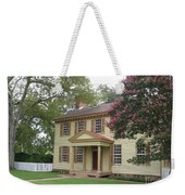 Homestead In Colonial Williamsburg Weekender Tote Bag