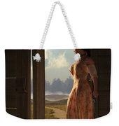 Homestead Woman Weekender Tote Bag