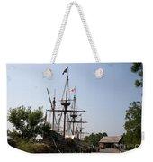 Homesteaders Ships Weekender Tote Bag