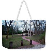 Homewood Izzak Walton Pavilion - Fall Weekender Tote Bag