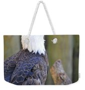 Homosassa Springs Bald Eagle Weekender Tote Bag