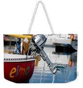 Honda Boat Engine Weekender Tote Bag