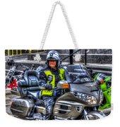 Honda Goldwing Weekender Tote Bag