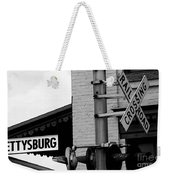 Honest Abe's Whistle Stop Weekender Tote Bag