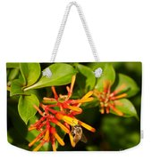 Honey Bee 6 Weekender Tote Bag