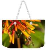 Honey Bee 7 Weekender Tote Bag