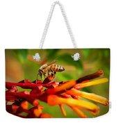 Honey Bee Profile Weekender Tote Bag