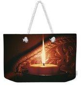 Honey Fire Weekender Tote Bag